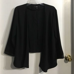 Jacket with 3/4 sleeves