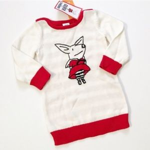 Gymboree Other - NWT! Gymboree Olivia collection sweater dress