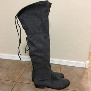 53a59ee44b5 New Steve Madden Orlene Over the Knee Boot Sz 10