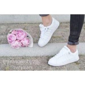 K-Swiss Shoes - K-SWISS IRVINE LOW TENNIS SHOES