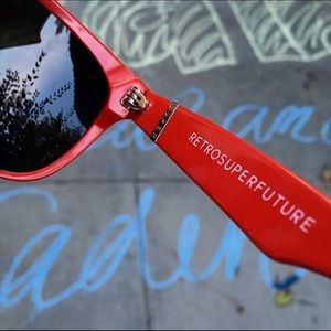 RetroSuperFuture Other - RETROSUPERFUTURE ❤️😎 WAYFARERS UNISEX