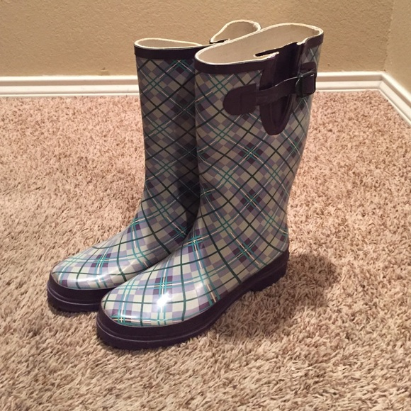 84% off Stone creek Shoes - Stone creek rain boots from Lauren no ...