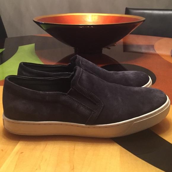 Glisser Sur Le Cuir Vince Barron Sneaker Remises Vente En Ligne Prix Pas Cher Jeu Commercialisable Clairance Nicekicks Acheter Prix En Ligne Pas Cher HMQrV