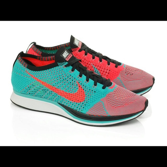 new style 749f2 5d3ad Nike Shoes - Nike Flyknit Racer
