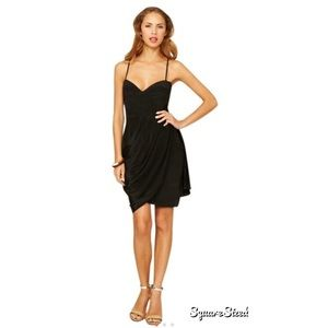 NEW Black Annabelle NYC Black Dress Sz XS