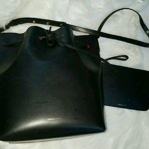 Mansur Gavriel Handbags - Mansur Gavriel authentic large bucket bag