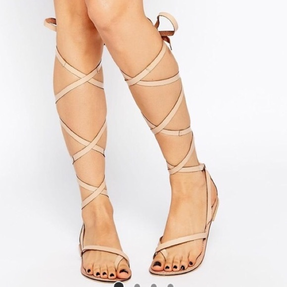 3a0afc46a96 ASOS Gladiator Sandals