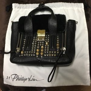 3.1 Phillip Lim mini studded bag
