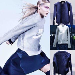 Sacai Sweaters - Authentic Brand New Nikelab➕SACAI Sweater