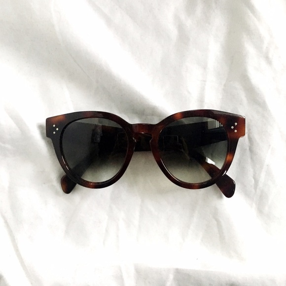 2e31fa8b5526 Celine Accessories - AUTHENTIC Celine Sunglasses • CL 41049 S