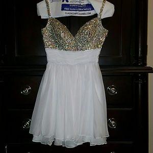 La Femme Dresses & Skirts - Cocktail/prom/homecoming/wedding /bridal dress