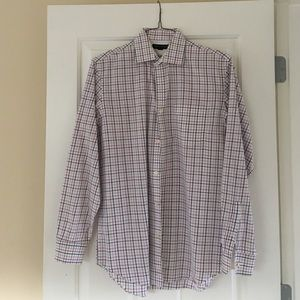 Banana Republic Other - Banana Republic Non-Iron Classic Fit Dress Shirt
