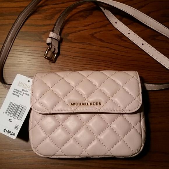 7221540b6bd7 HUGE SALE   Michael Kors NWT Sloan Bag Belt