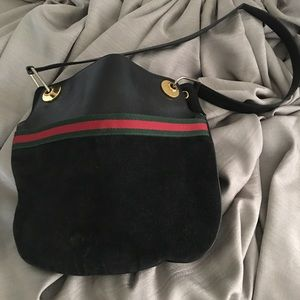 WELL LOVED Auth. Vintage Gucci bag