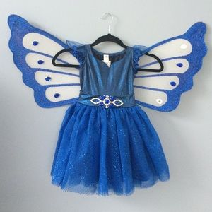 Wishcraft Other - Blue Butterfly Costume