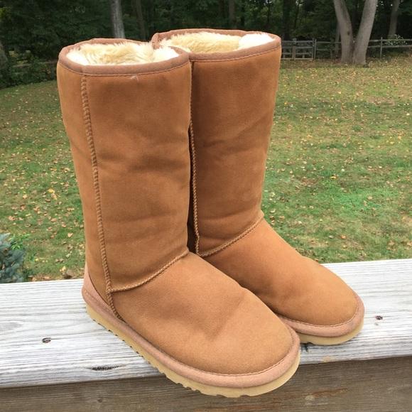 Women's UGG Australia Chestnut Classic Tall Boots