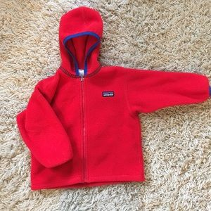Patagonia Other - 🆕LISTING! Patagonia Toddler hooded fleece