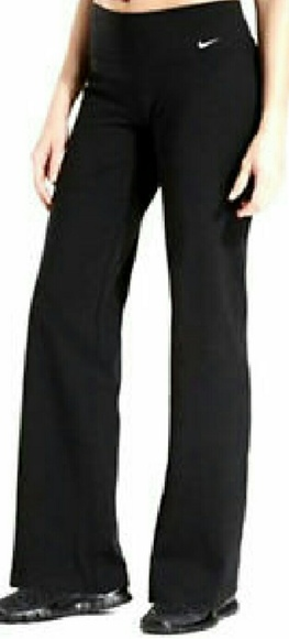 f46b7802bc1d Nike Women s Legend Dri-FIT Cotton Classic Pants