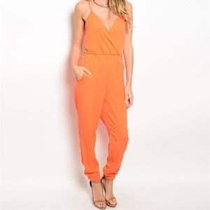 TN Orange Gameday Jumpsuit