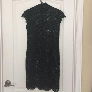 Blaque Label Dresses & Skirts - Blaque Label Lace shell dress sz small