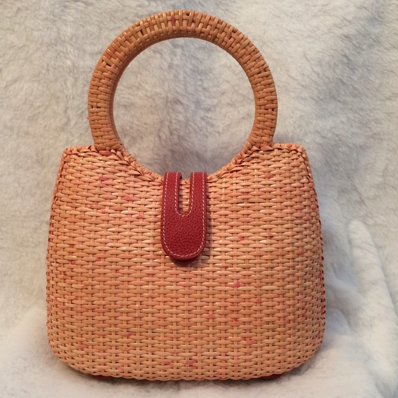 BAGS - Handbags Drap WnPrq4