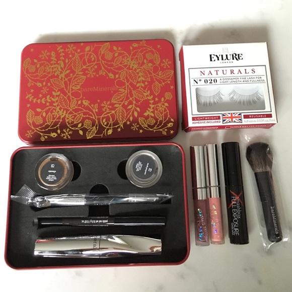 33% off Bare Escentuals Other - $75 Makeup Set Bundle Bare Minerals Kit Smashbox from Gabrielle's closet on Poshmark$75 Makeup Set Bundle Bare Minerals Kit Smashbox - 웹