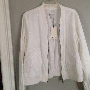 Stylus Jackets & Blazers - New with tags Women's White Jacket