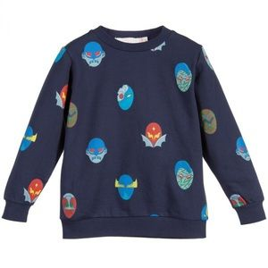 Stella McCartney Kids Other - Stella McCartney Super Heroes Sweatshirt
