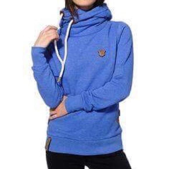 Naketano Tops   Weekend Sale Darth V Blue Hoodie   Poshmark 28e98887fe
