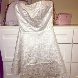 Express SeXy Strapless Dress