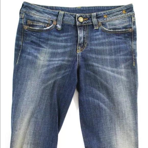 R13 hose skinny jeans