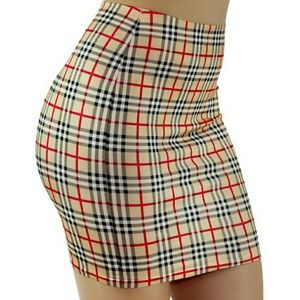 Dresses & Skirts - Ms. Red Pencil Skirt  💥TODAY'S FLASH SALE
