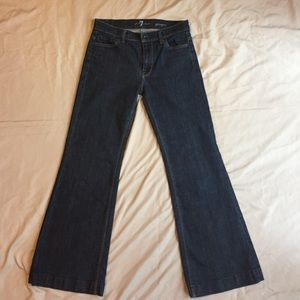 "7 For All Mankind ""Ginger"" Jeans"