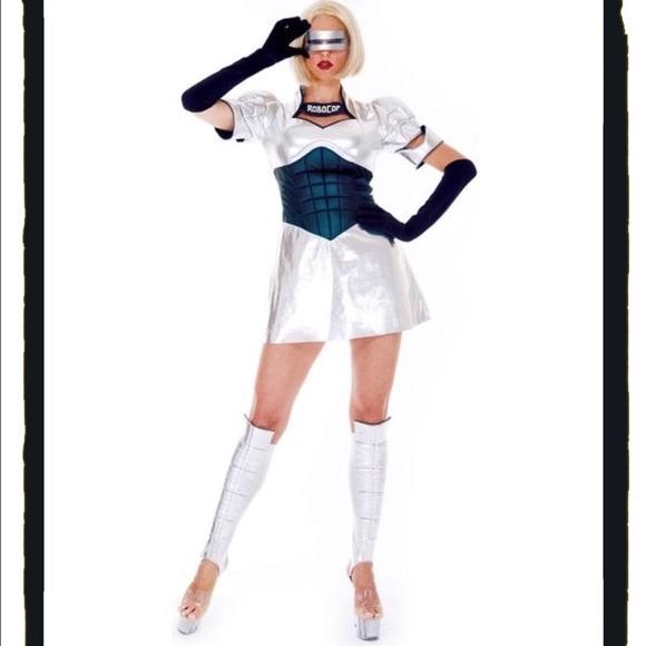 Dresses Newwoman Robocop Costume Robot Poshmark
