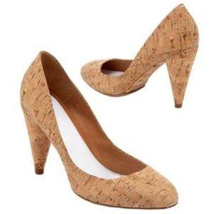Maison Martin Margiela Shoes - Maison Martin Margiela cork pump- size 37