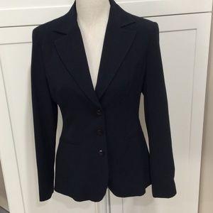 Larry Levine Jackets & Blazers - Navy blue blazer