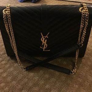 Ysl Handbags - Saint Laurent Paris purse, brand new authentic.