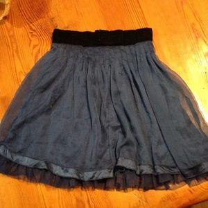 Sally Miller Other - Sheer Organza Skirt
