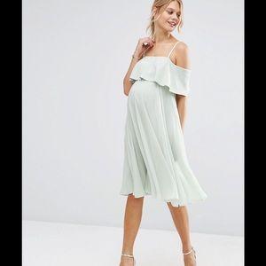 ASOS Maternity Dresses & Skirts - Pale Mint Asos maternity dress