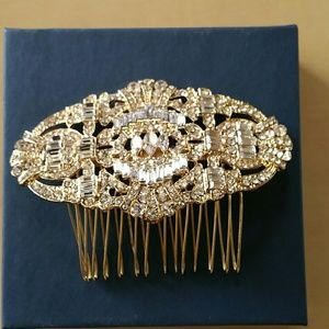 Accessories - Gold Hair Comb