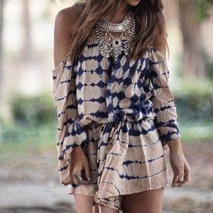 Elan tie dye dress