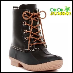 Coco Jumbo Other - ❗️1-HOUR SALE❗️Boots Duck Waterproof Boot