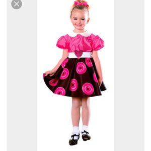 Barbie Other - 50s Girl Barbie Halloween Costume