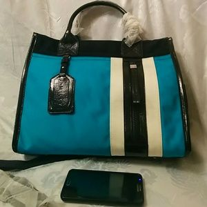 Milly Handbags - 🆕 Milly Nautical Tote bag extra roomy brand new