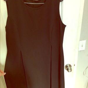 Pink Clove Dresses & Skirts - Black slit dress