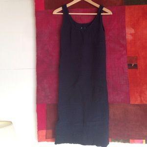 Tees by Tina Dresses & Skirts - Tees by Tina stretchy dress. Navy
