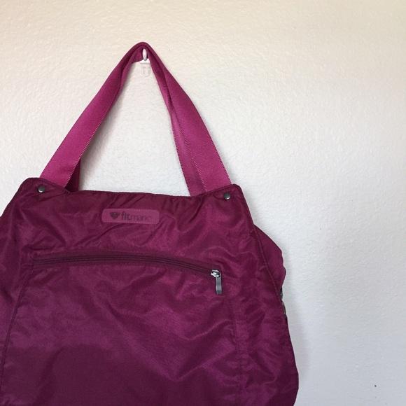 152d7ff2fae4 Fitmark Bags | Magenta Gym Bag | Poshmark