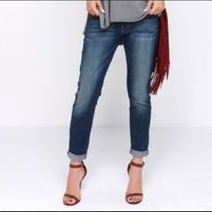 Lulu's cropped jeans Flying Monkey **REDUCED!!**