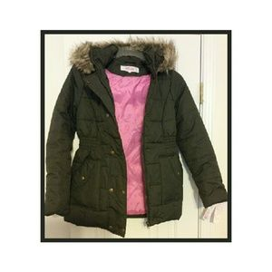Krush Jackets & Blazers - KRUSH DOUBLE BREASTED WINTER COAT NWT $89.50