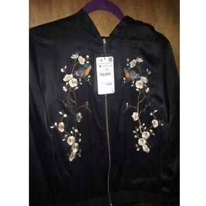 Zara woman (Bomber jacket)